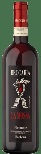 Piemonte Barbera DOC La Mossa
